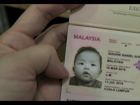 Isidore's Passport