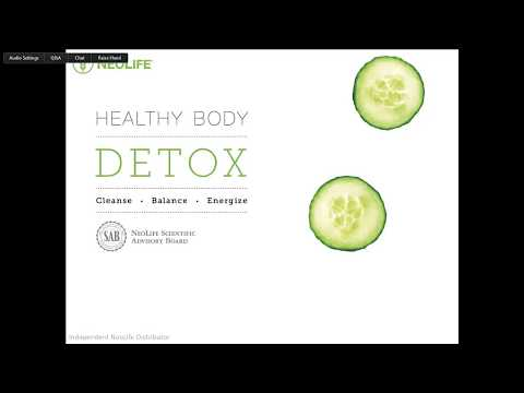 NeoLife - Healthy Detox