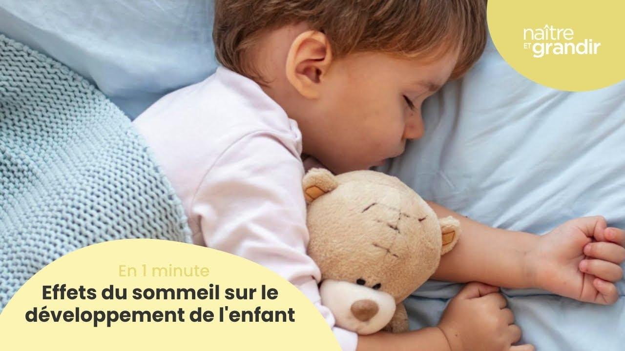 Les enfants pourraient souffrir de manque de sommeil