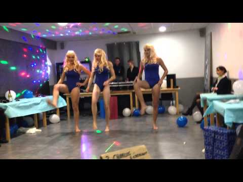Danse, Choregraphie, parodie : Beyonce Single Ladies, Britney Spears Baby One More Time, Eric Prydz