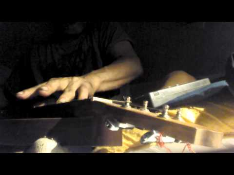 Dulcimer  ..DAA tuning (up in the treehouse)