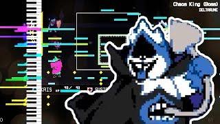 【MIDI DL】Chaos King (Boss Theme) | DELTARUNE | Retro Style REMASTER | SC-55 MIDI Cover