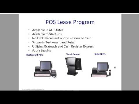 POS system Reseller Program - Merchant Services