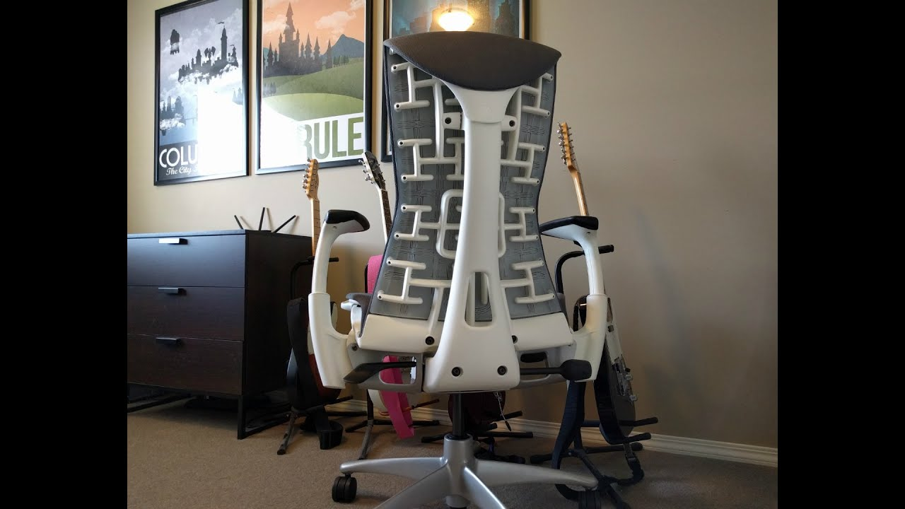 Best Gaming Office Chair DXRacer Vs Herman Miller Aeron Vs Herman Mill