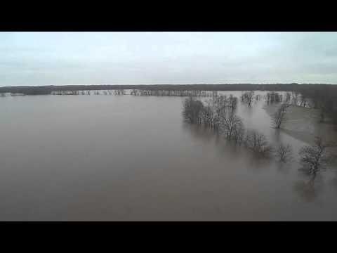 2015 Flood, Sangamon County - Cessna Farms