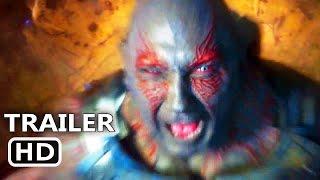 GUARDIANS OF THE GALAXY 2 Extended TV Spot (2017) Chris Pratt Sci-Fi Movie HD
