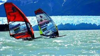 HEADING SOUTH - Windsurf / Patagonia, El Calafate
