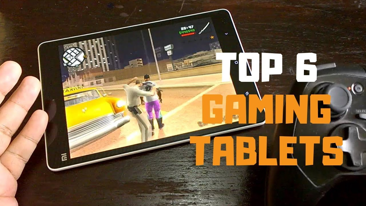 Best Tablet For Games 2019 Best Gaming Tablet in 2019   Top 6 Gaming Tablets Review   YouTube