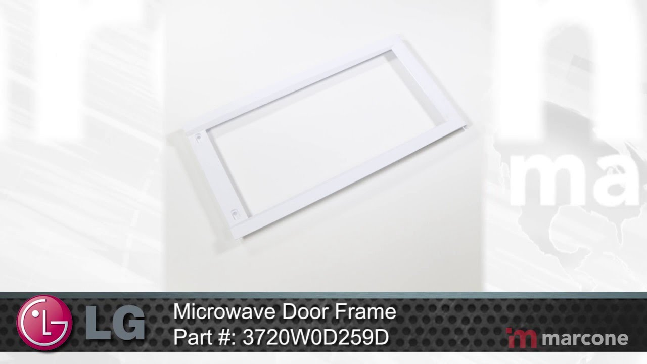 Crack Plastic Microwave Door Frame Framexwall Com