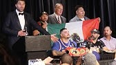 """Andy Ruiz Jr. reacts to Anthony Joshua win: """"Mom, we don't have to struggle anymore"""""""