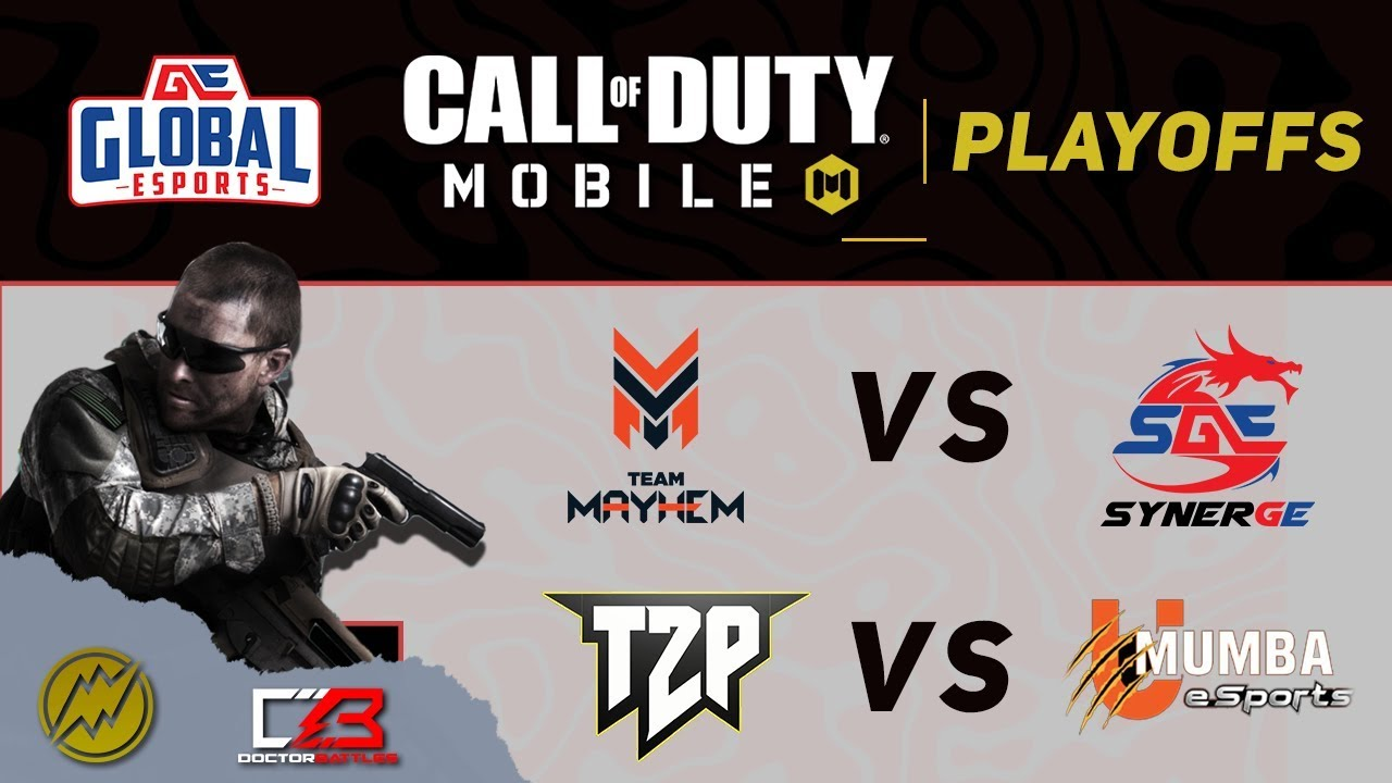 Call of Duty Mobile: #JanataCurfewLeague: Asian League x Global Esports - Season 1 - Playoffs