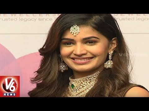 Hyderabad Women Show Interest On Traditional And Contemporary Jewellery | V6 News