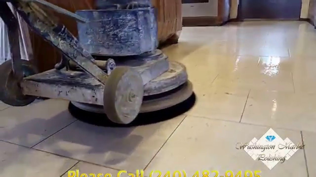 Natural stone tile floor buffing polishing honing in md dc va natural stone tile floor buffing polishing honing in md dc va dailygadgetfo Gallery