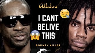 Alkaline Diss Bounty Killa (this is how)