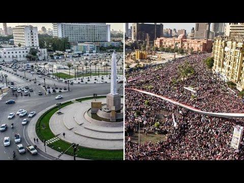 كيف ينظر الشارع المصري إلى -ثورة 25 يناير- بعد مرور 10 سنوات على انطلاقتها؟  - نشر قبل 3 ساعة