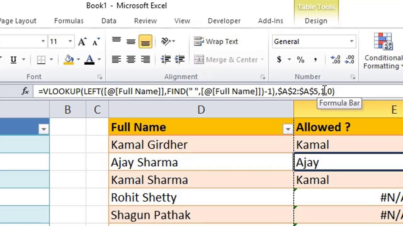 Xlookup   wildcard Lookup in Excel