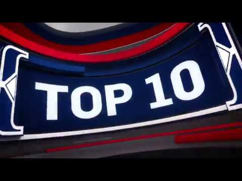 Top 10 NBA Plays of the Night: March 29, 2017