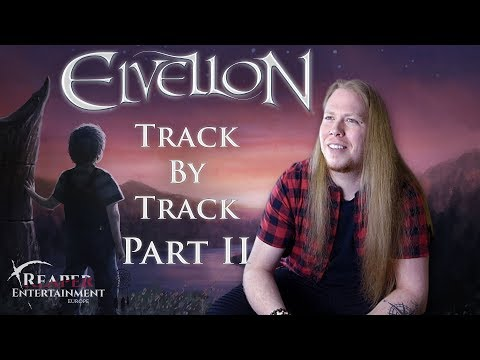 ELVELLON - UNTIL DAWN (OFFICIAL TRACK-BY-TRACK PART II)