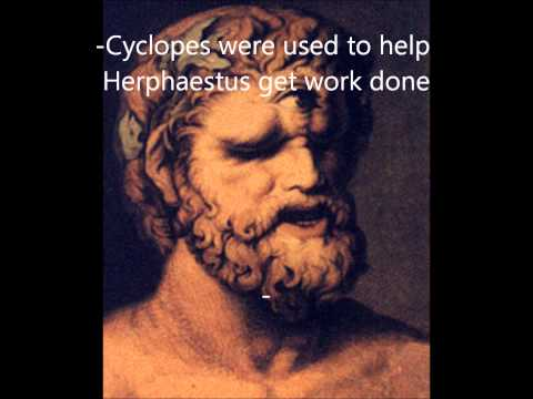 Hephaestus Facts