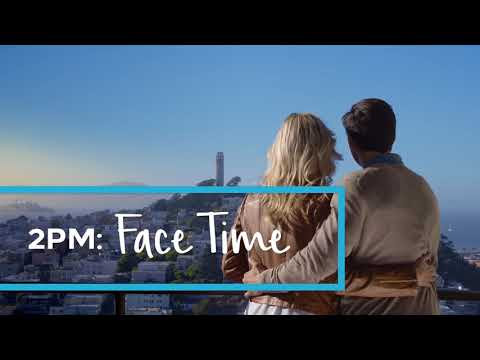 Vacation Time: Face Time