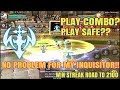 Inquisitorrr! Playstyle by Hypnotice on Arena Ladder | Dragon Nest M SEA