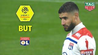 But Nabil FEKIR (49' pen) / Olympique Lyonnais - Paris Saint-Germain (2-1)  (OL-PARIS)/ 2018-19