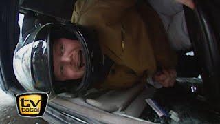 Raab in Gefahr - Autos schrotten in der Stuntschule - TV total classic