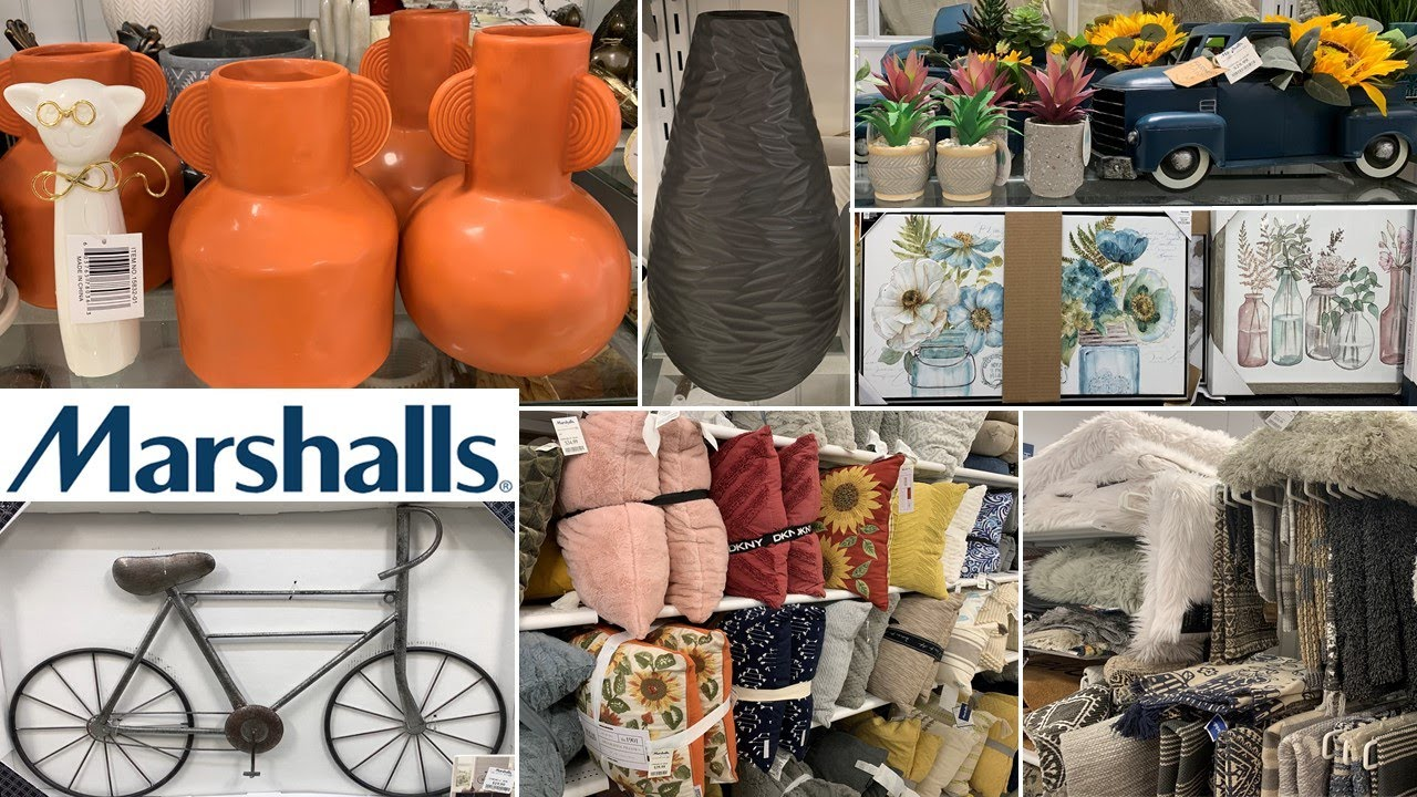 Marshalls Shop With Me * Home Decor Walkthrough 2021