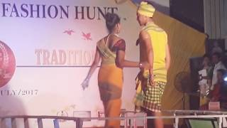 Koch Rajbongshi fashion hunt 2017, Agomani