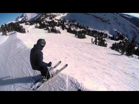 Grand Targhee Skiing 2016