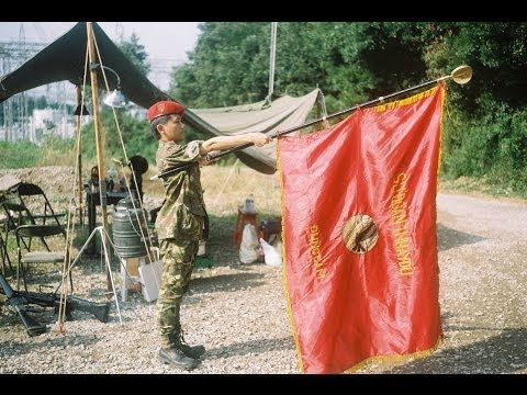 ARVN Reenactment in JAPAN, Battle of Quang Tri, Sep 30, 2012