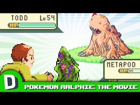 Pokemon Ralphie: The Complete Journey