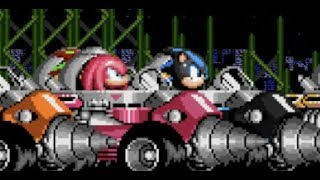 Egg Drill Racing (Sprite Animation)