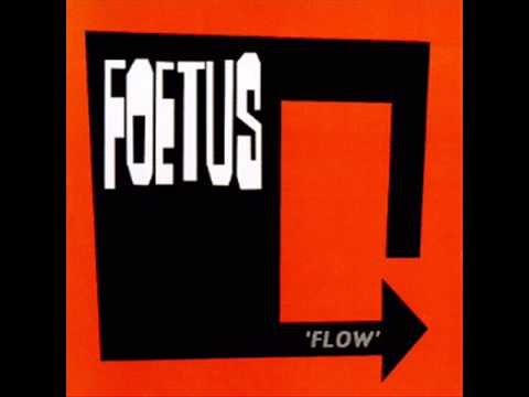FOETUS  FLOW  You Got Me Confused With Someone Who Cares