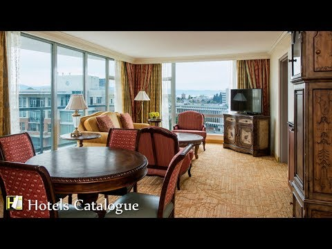 Victoria Marriott Inner Harbour Hotel Overview - Downtown Hotels in Victoria, BC