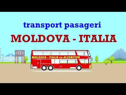 Transport Italia Moldova cu Alverstur.MD
