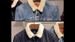 Levi's Denim Jacket vs Gap Denim Jacket (Sherpa)