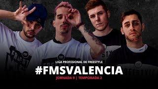 Freestyle Master Series 2018 - Valencia Jornada 9, Temporada 2