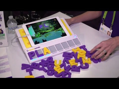 Gadgets for kids still big at tech show despite concerns