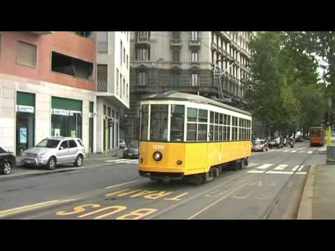 ATM Milano / Milan Peter Witt Streetcars