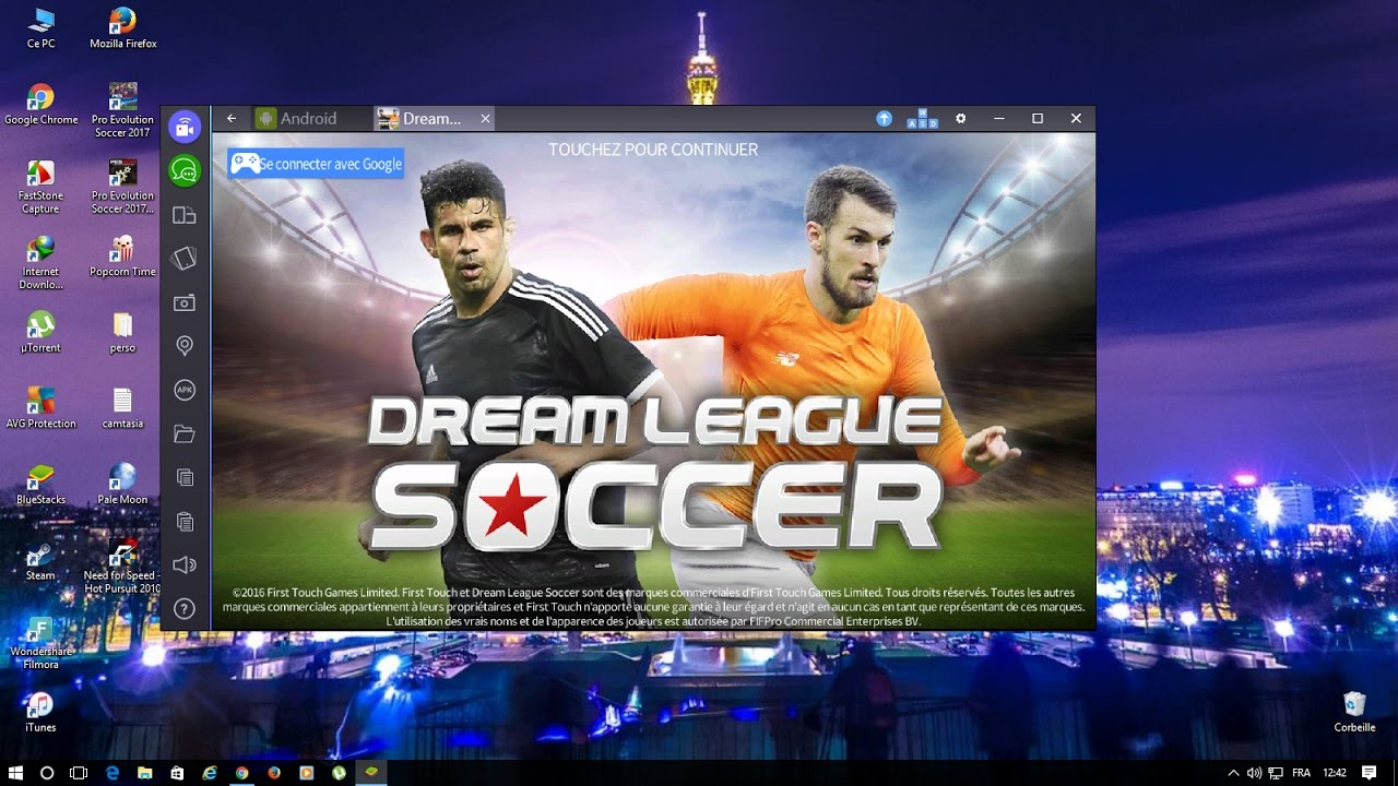 Dream league soccer 2017 on android & computer pc guide.