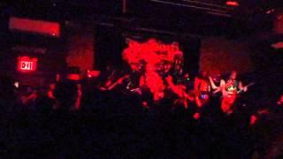 Morbosidad - Bajo el Egendro del Crucificado [Live @ The Paper Box, NY - 06/28/2013]