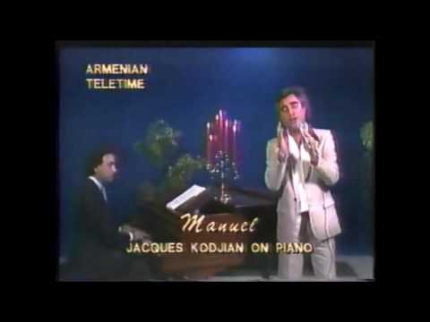 Manuel Menengichian - Yerazis Mech [1984 Video]