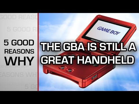 Five Good Reasons Why - The GBA is still a great handheld - 동영상