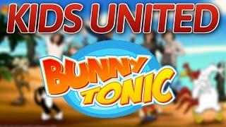 [KIDS UNITED] DANS BUNNY TONIC ENTIER