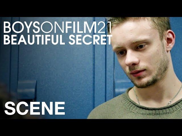 BOYS ON FILM 21: BEAUTIFUL SECRET - Locker Room Hook-up