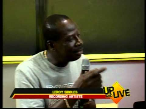 UPL- LEROY SIBBLES INTERVIEW JUNE 6, 2012 PART 3