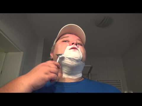 Questions Answered, talking about Organic products and a shave...