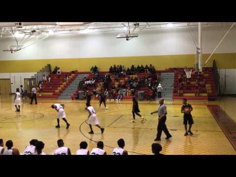 Jonesboro Middle School vs Forest Park Part 8
