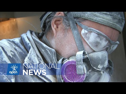 'We are sharing with them is the livelihood of our parents': Stone carving in NWT | APTN News